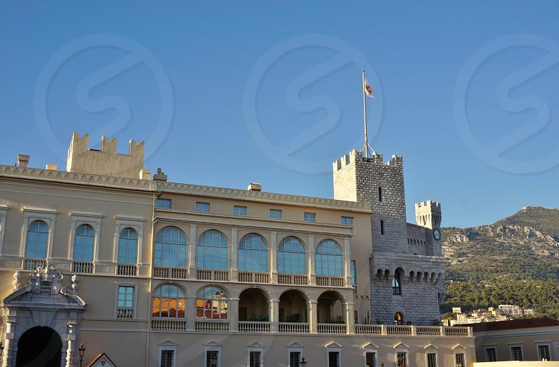 Prince's Palace of Monaco in Monaco-Ville photo