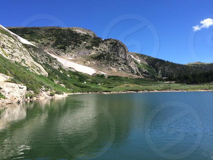 St Mary's Glacier Colorado photo
