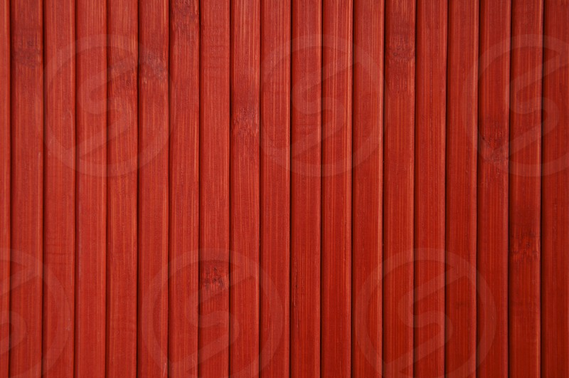 Image of red bead board. Decor construction remodel photo