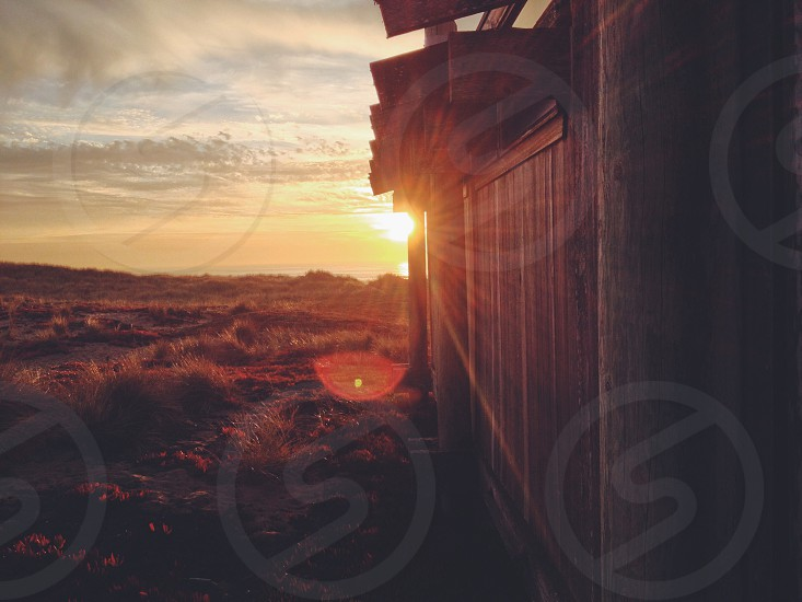 sunset view photography photo