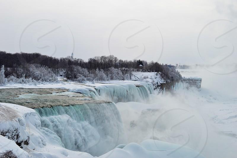 Niagara Falls Feb. 22 2015 photo