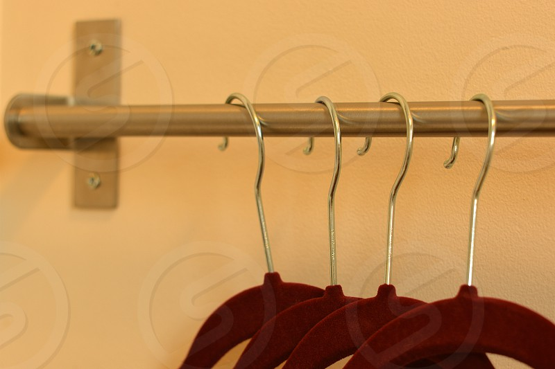 Nothing to Wear hangers  photo