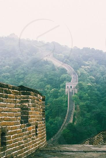 Great Wall of China Travel Landcape photo