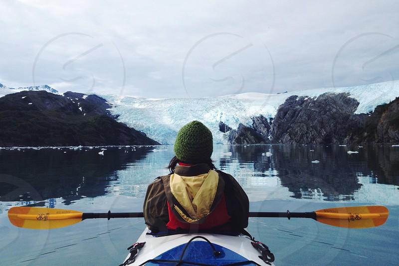 kayaking image photo