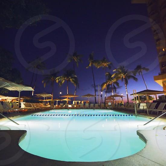 Moana surf rider hotel waikiki oahu hawaii photo