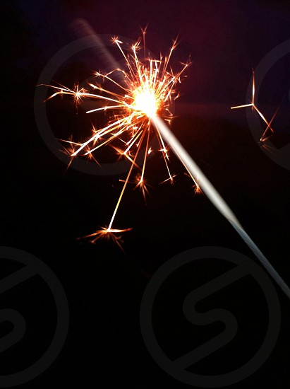 fire works  photo