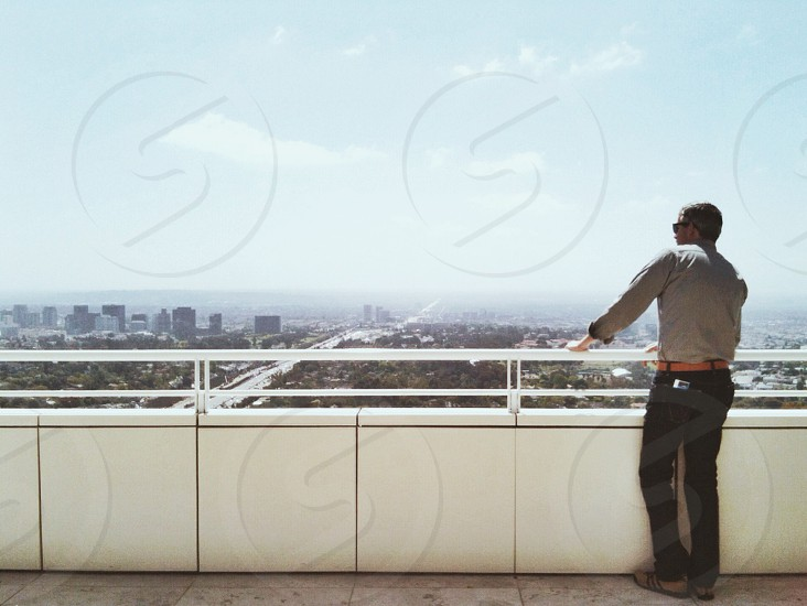 Overlooking Los Angeles #bestofvsco photo