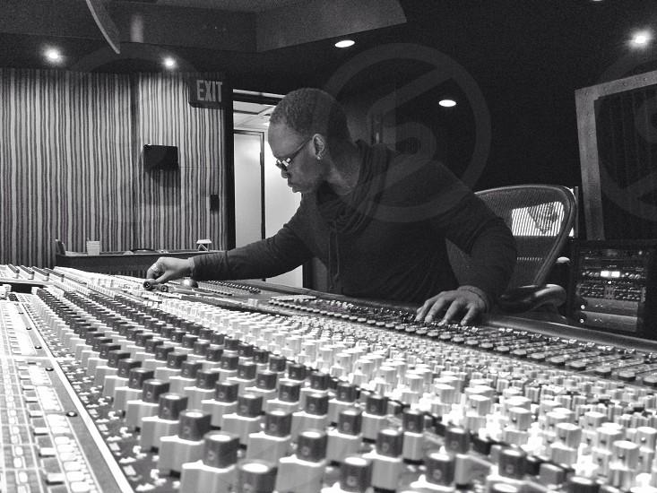 Studio Time  photo