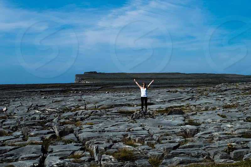 Inis Mohr Arab Islands Ireland photo