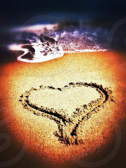 Love heart dream thoughts thinking of you missing you without you  photo