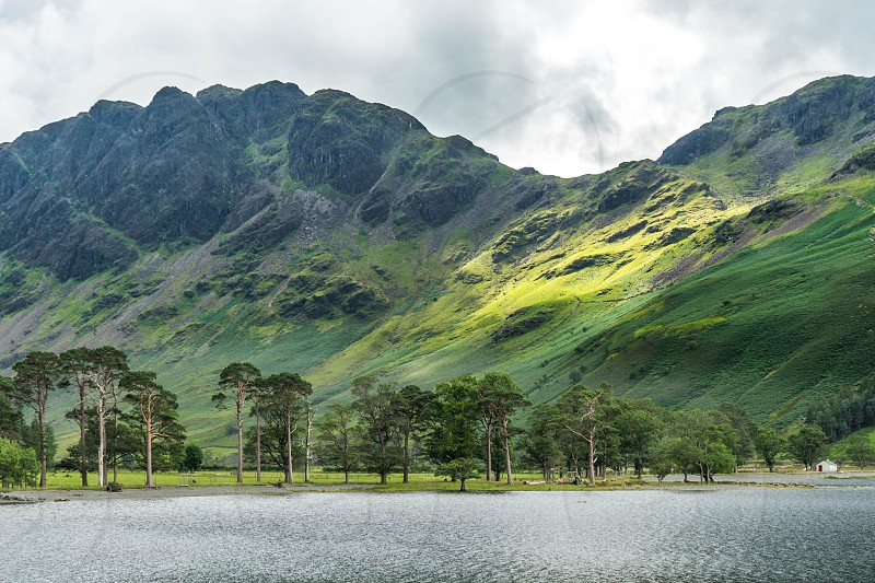View of Buttermere photo