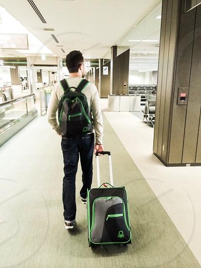 airport travel arrivals departures photo