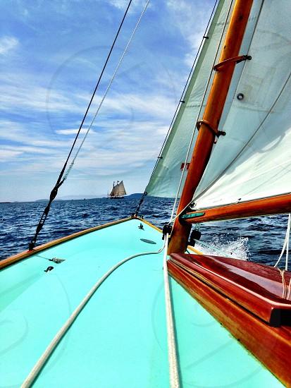 Let's sail away  photo