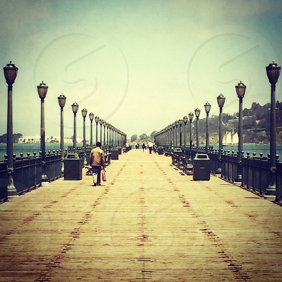 This photo was taken in San Francisco by the pier area of the bay. Love it photo