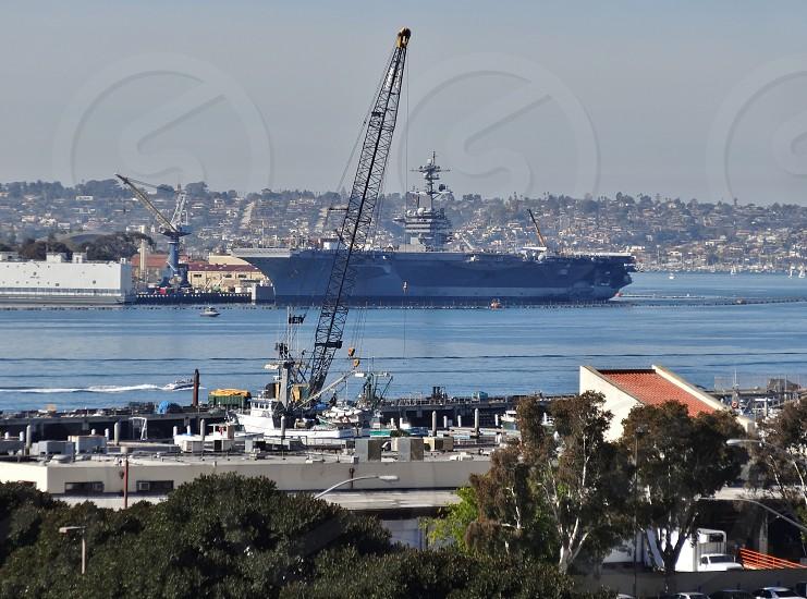 San Diego Bay - Coronado CA photo