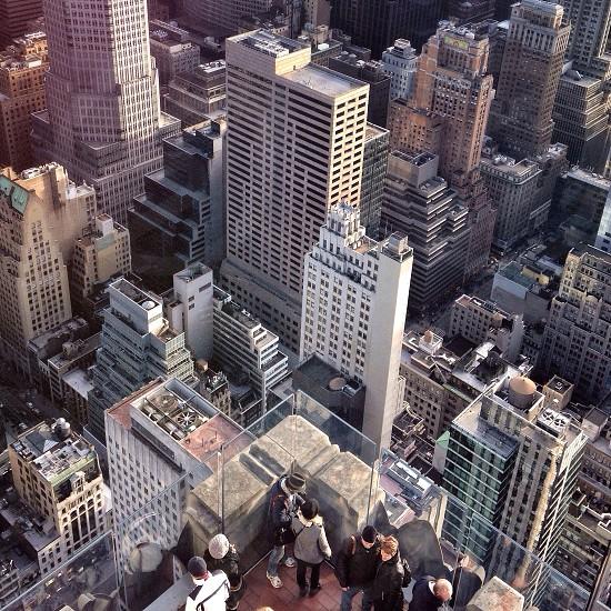 NY NY. photo