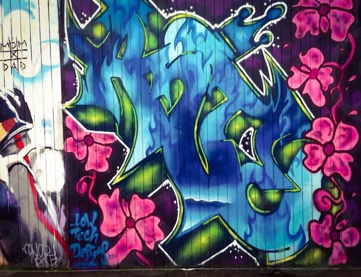 Urban Graffiti photo
