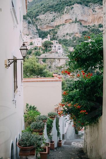 Exploring the alleyways of Positano @martatomasir photo