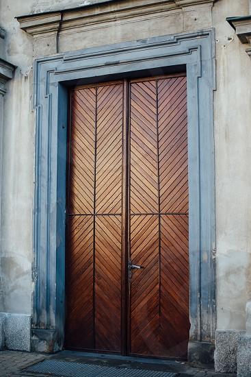 Doors buildings outdoor photo