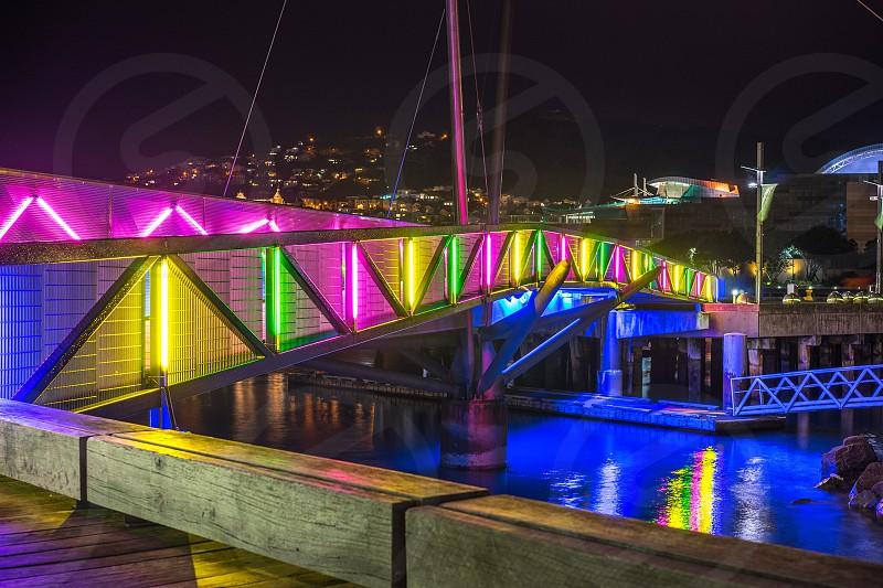 Bridge of lights photo