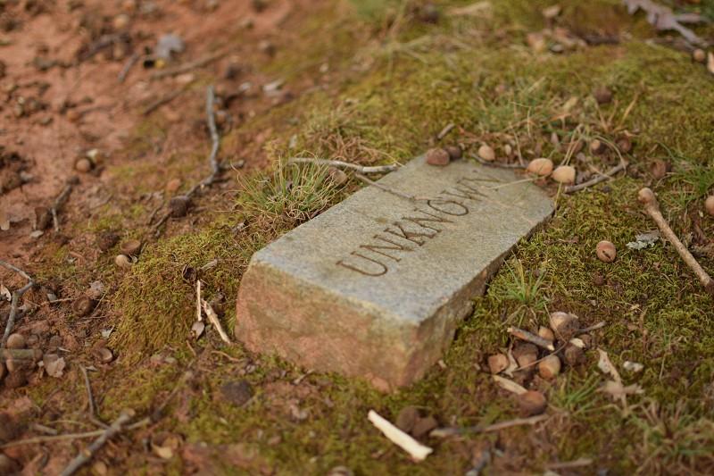 Cemetery in Virginia photo