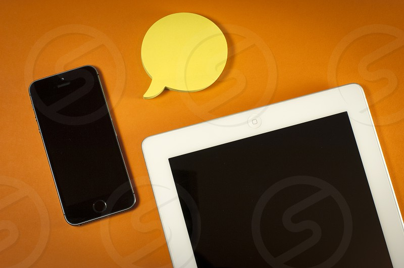 IPhone and IPad orange background landscape inspiration humor images access culture design blog comics fun holidays hello can you hear me photo