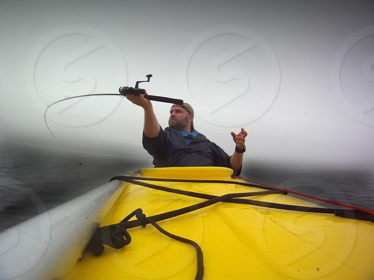 Kayak Fishing photo