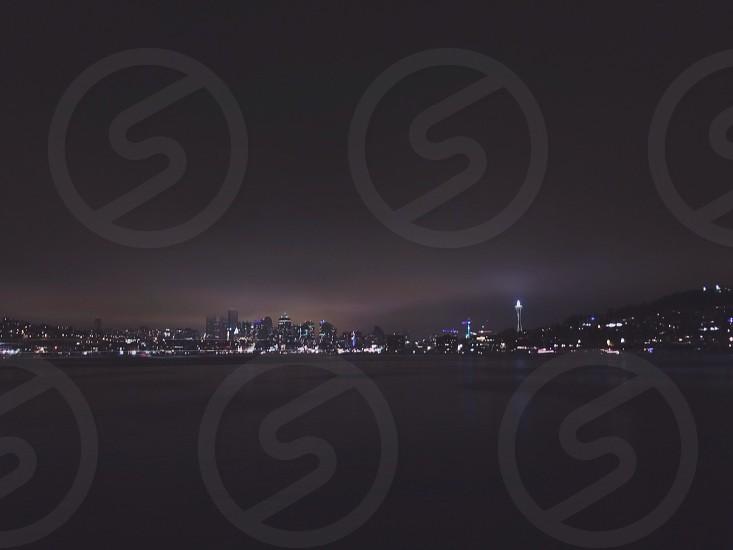 night city view photo