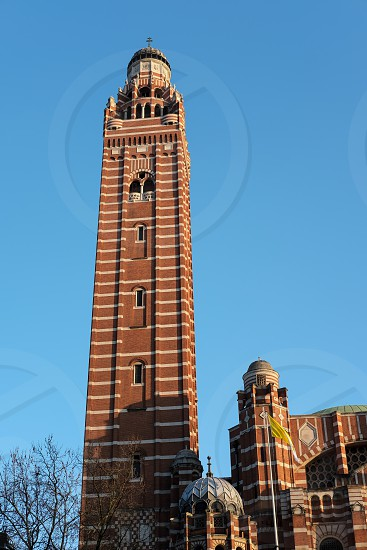 View of Westminster Cathedral photo