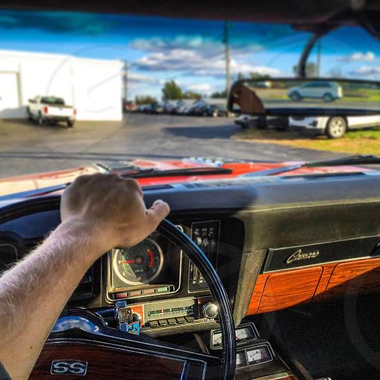 1969 Chevrolet Camaro SS  photo