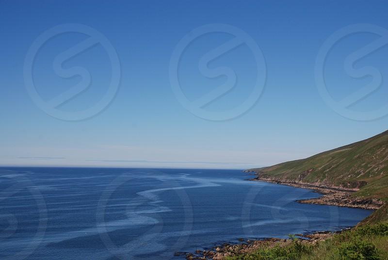 Coast of Ireland photo
