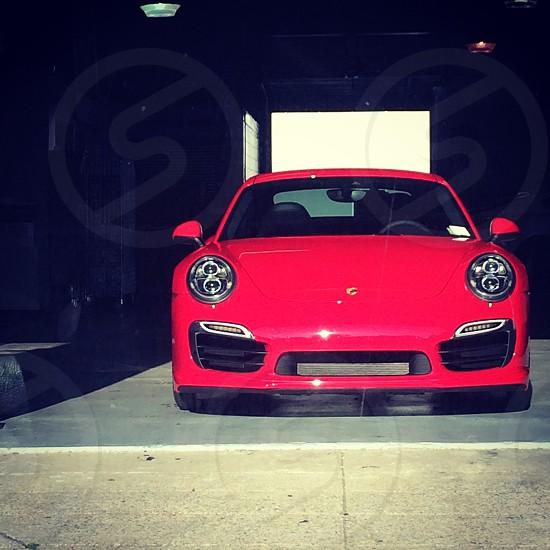 Porsche  photo