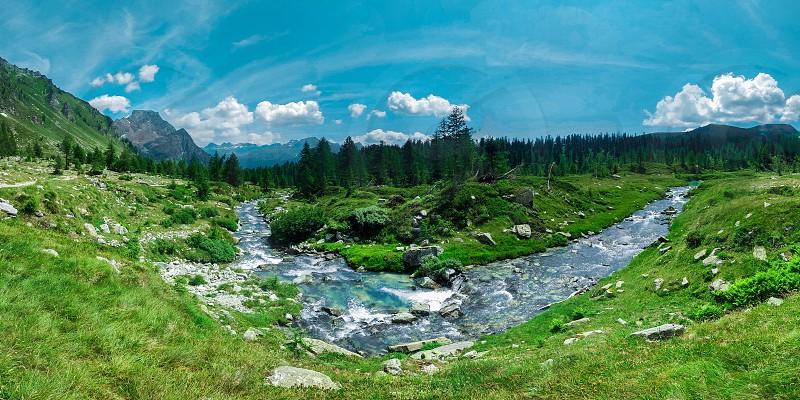 Alps Italy photo