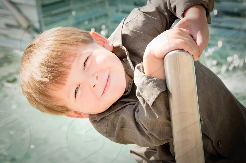 boy in gray dress shirt fashion photography photo