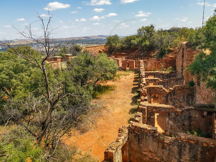 Fort Wonderboom in Pretoria South Africa. photo