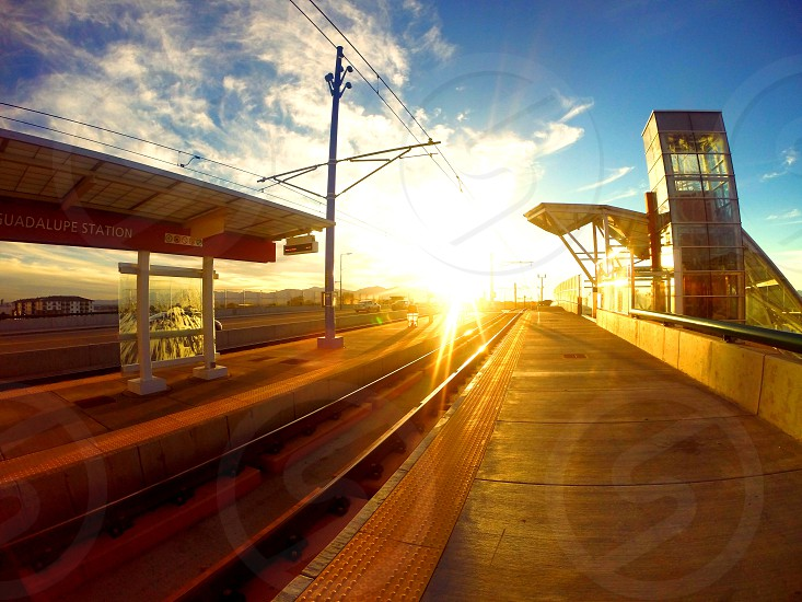 North Guadalupe Bridge Station photo