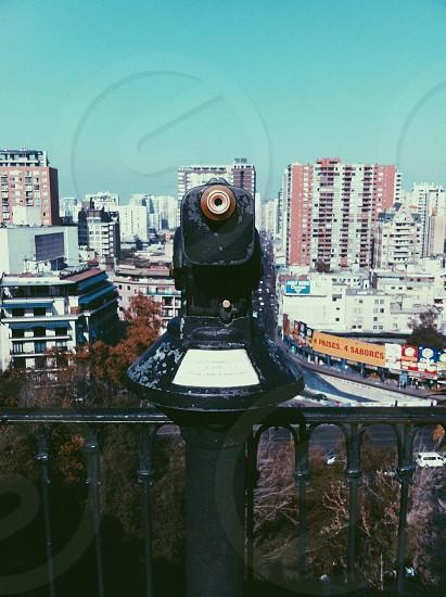 Santiago Chile. photo