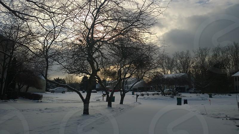 Last winter. photo