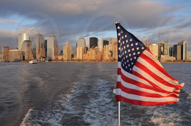 united states of america flag photo