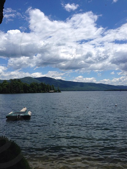 Lake George NY photo