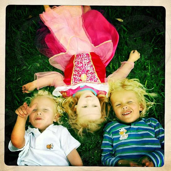 Fun in the sun photo