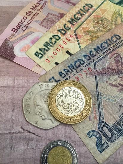 Money Mexico  photo