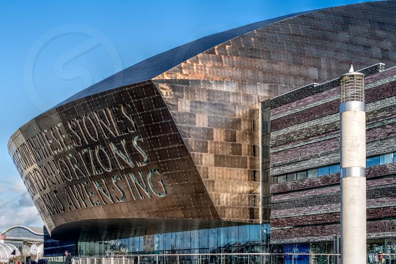 Millenium Centre Cardiff Bay photo