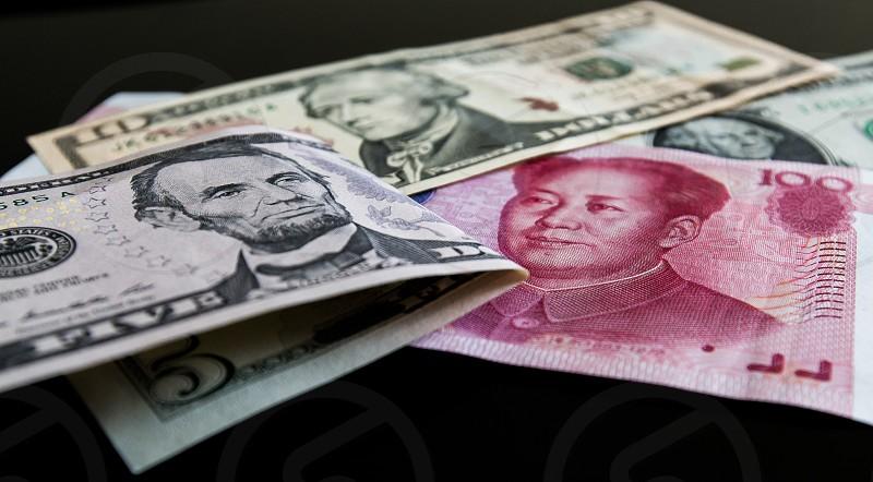 banknote lot photo
