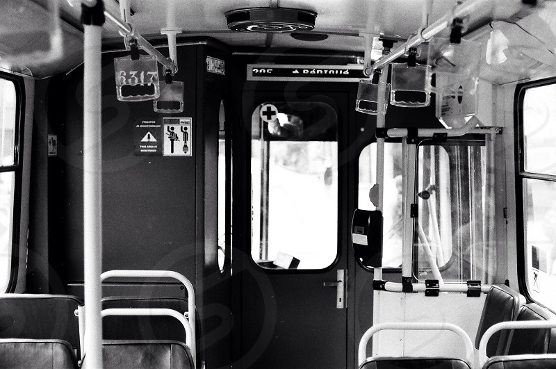 Bratislava bus. photo