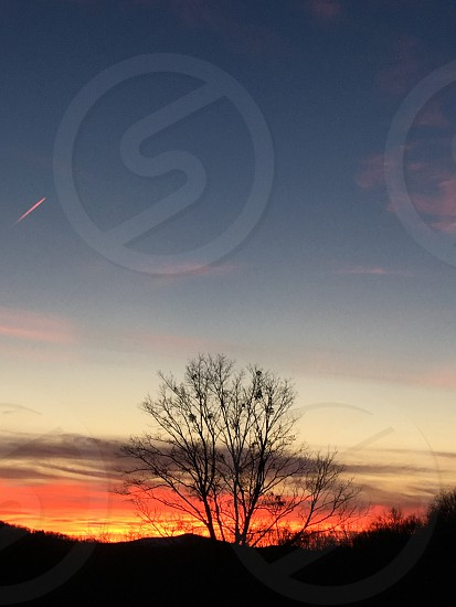 Tennessee sunset photo