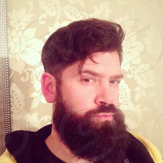 My latest beard selfie  photo