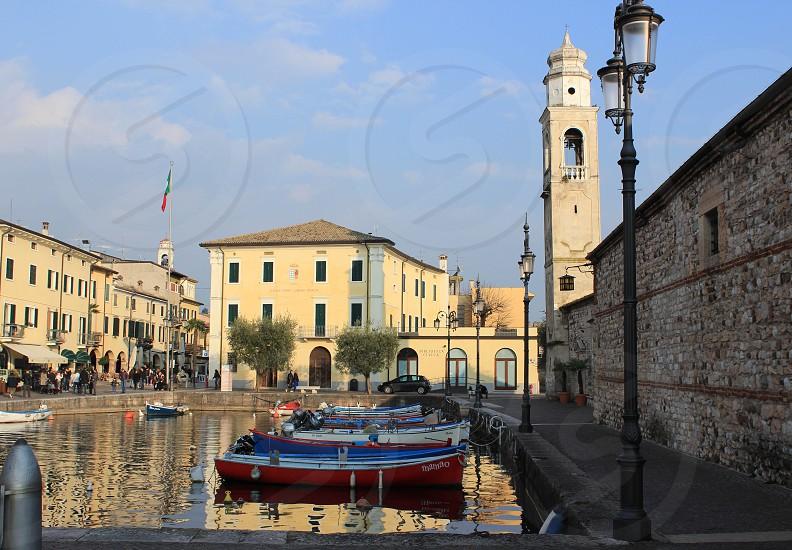 Lazise -Lake of Garda- Verona - Italy photo