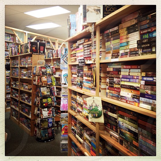 Bookstore Atlanta Georgia USA  photo