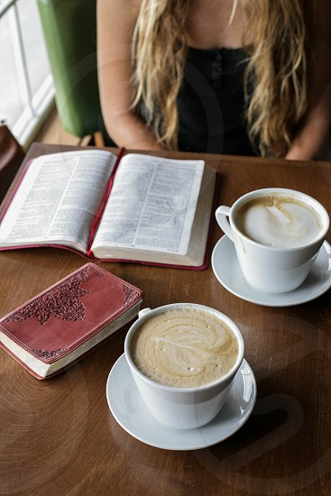 Ha Coffee Bar  Coffee shop girl object food drink books people lifestyle still life photo